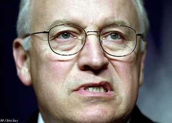 emotions Dick chart cheney